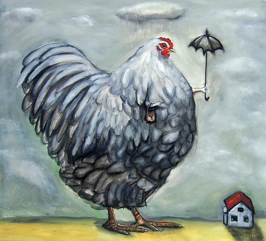 The Wet Hen