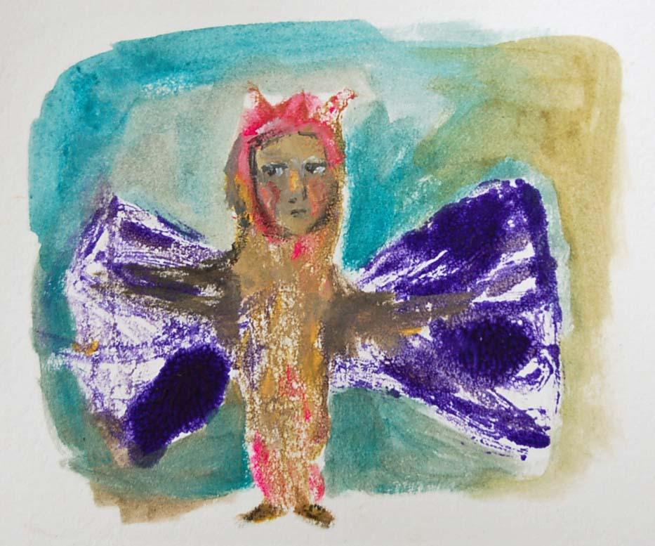 moth child